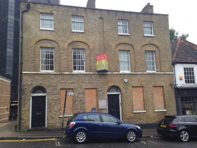 A Listed Building at Grade II in North London - Successful planning application