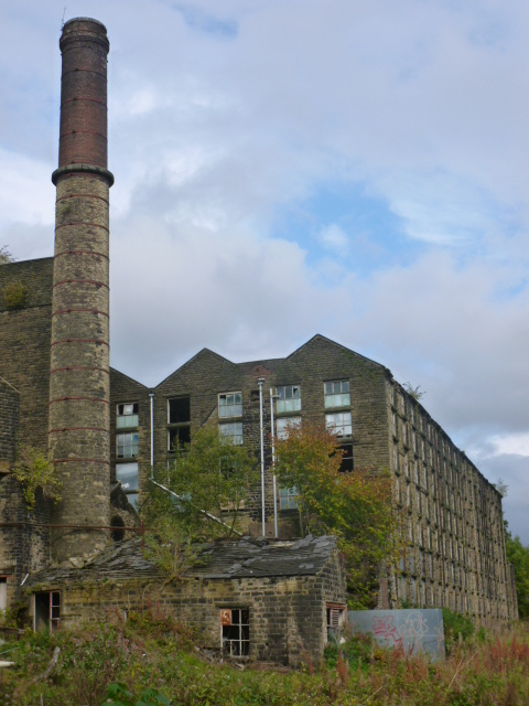 Detailed and comprehensive heritage report to support a planning application to demolish this un-listed former Woollen Mill