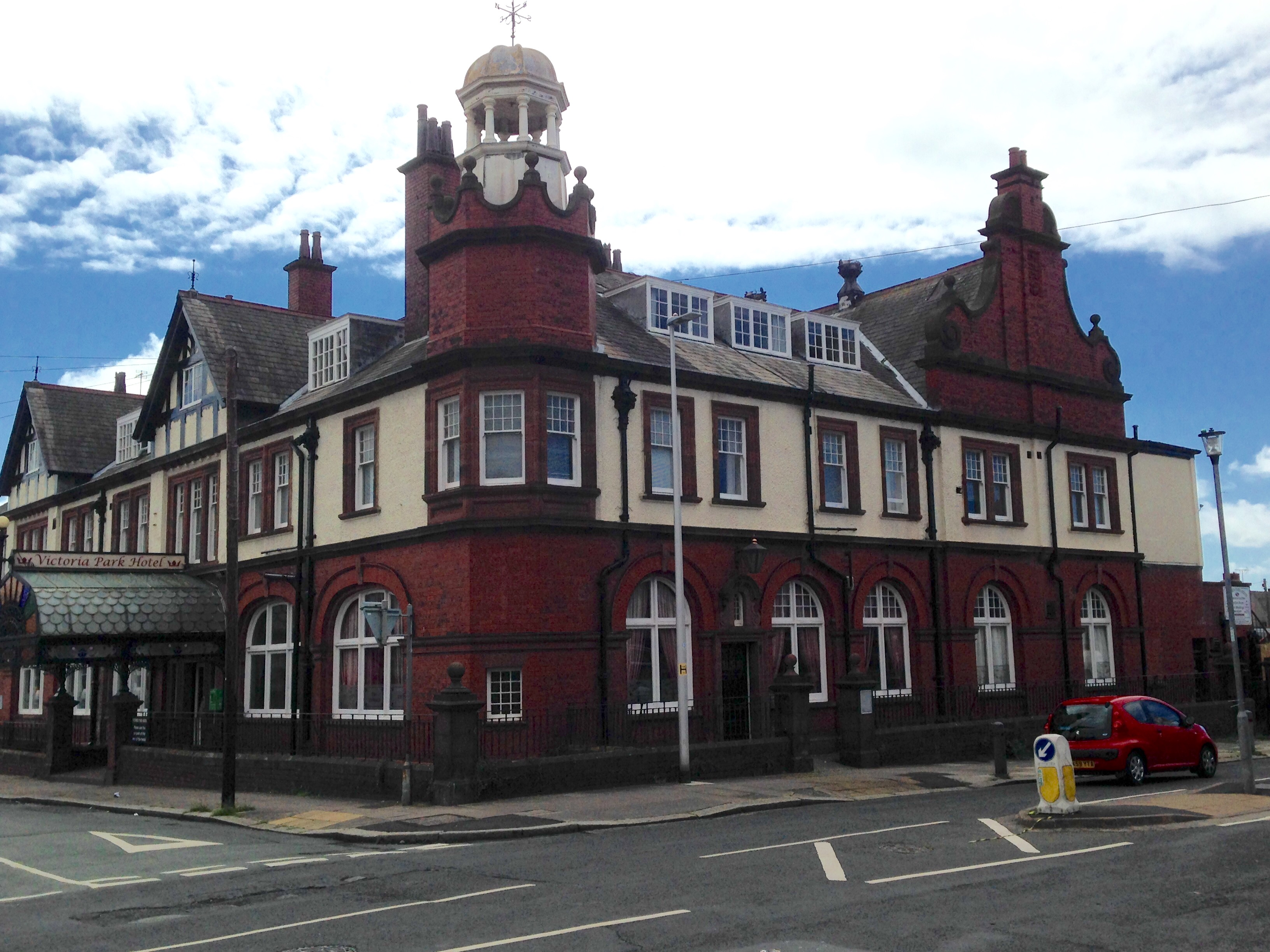 Victoria Park Hote, Barrow - Change of use to residential apartments
