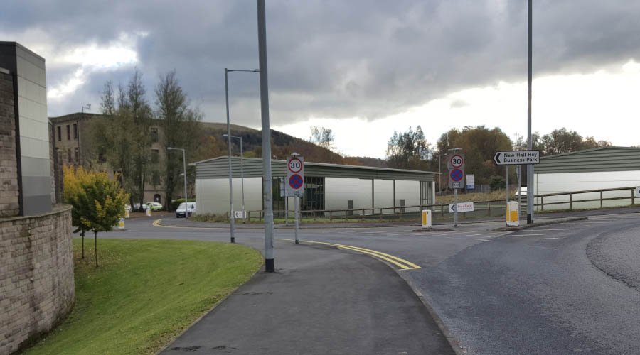 Town planning East Lancashire